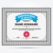 Second place award sign — Stock Vector #77320998