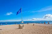 Bol Zlatni Rat — Stock Photo