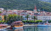 Makarska panorama — Stock Photo
