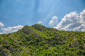 Karst landscape — Stock Photo