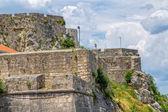 Knin fortress — Stock Photo