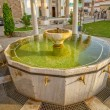 Ablution pool in Fatih Mosque, Pristina — Stock Photo #52611875