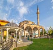 Fatih Mosque in Pristina — Stock Photo