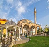 Fatih Mosque in Pristina — Stock Photo