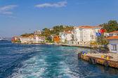 Kanlica Istanbul — Stock Photo
