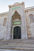 Blue mosque northern entrance, Istanbul — Foto de Stock