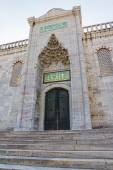 Blue mosque northern entrance, Istanbul — Foto Stock