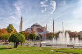 Hagia sofia stambuł — Zdjęcie stockowe