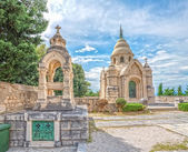 Supetar Mausoleum Petrinovic — Stock Photo