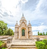 Mausoleum Petrinovic — Stock Photo