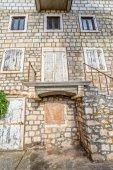 Supetar old stone house — Foto Stock