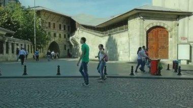 Sinan Pasa Turbesi Istanbul — Stock Video