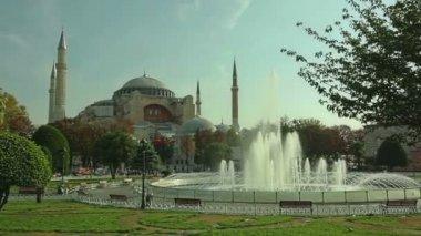 Hagia Sophia Istanbul — Stock Video