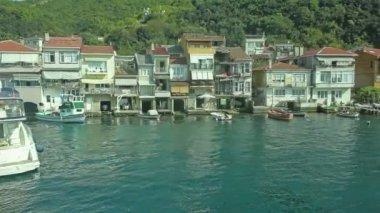 Anadolu kavagi vila — Vídeo stock