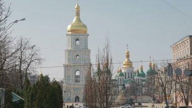 Cattedrale di Santa Sofia — Video Stock