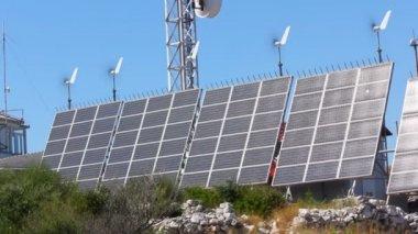 Natural energy sources — Vídeo de stock