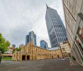 St. Francis Church Melbourne — Stock Photo