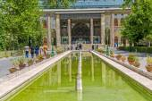 The Golestan Palace former royal Qajar complex — Stock Photo