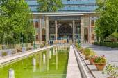 Golestan Palace former royal Qajar complex — Stock Photo