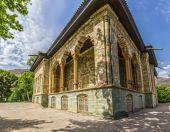 Old Saadabad Palace — Stock Photo