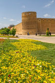 Shiraz Citadel Vakil Fortress — Stock Photo