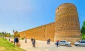 Shiraz Citadel — Stock Photo