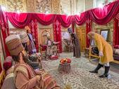 Shiraz Citadel court representation — Stock Photo