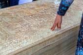 Tomb of Hafez great poet in Shiraz — Stock Photo