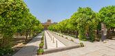 Shiraz Citadel garden — Stock Photo