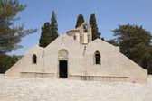 Greek church of Panagia Kera. Crete. Greece — Foto de Stock
