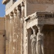 Acropolis of Athens. Older temple of Athena Polios and Erechthei — Stock Photo #52581041