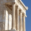 Acropolis of Athens. Temple of Athena Nike. Greece — Stock Photo #52581067