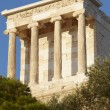 Acropolis of Athens. Temple of Athena Nike. Greece — Stock Photo #52581117