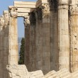 Temple of Zeus in Athens. Corinthian order. Greece — Stock Photo #53017751