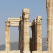 Temple of Zeus in Athens. Corinthian order. Greece — Stock Photo #53017757