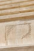 Panathenaic stadium in Athens. Greece — Stock Photo