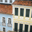 View of Pelourinho. Salvador da Bahia. Brazil — Stock Photo #58578079