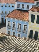 View of Pelourinho. Salvador da Bahia. Brazil — Stockfoto