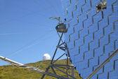 Telescopes in Roque de los Muchachos. La Palma. Spain — Stock Photo