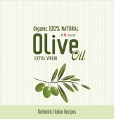 Olive — Stock Vector