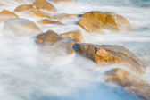 Stones on coast five — Stock Photo