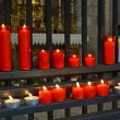 Church prayer candles — Stock Photo #52916503