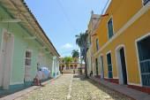 Trinidad street — Stock Photo