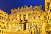 The Palace of the Doges in Genoa, Italy — Stock Photo