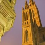 Marktkirche in Wiesbaden in Germany — Stock Photo #77974712