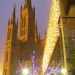 Marktkirche in Wiesbaden in Germany — Stock Photo #77986110