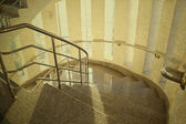 Staircase in building hotel — Stock Photo