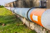 Water pipe line  — Stock Photo