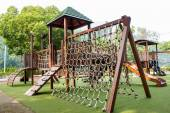 Children Stairs Slides — Stock Photo