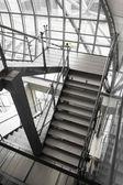 Building interior, staircase — Stock Photo